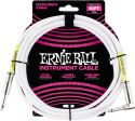 Musikinstrumenter, Ernie Ball EB-6049 Instrument Cable, 3 meter superior instrument ca