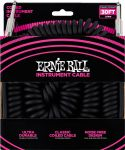 Kabler, Ernie Ball EB-6044 Coil Cable, Super high end coil cable. Black