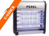 "PEREL - Elektrisk insektdræber 2 x 6W ""C-STOCK"""