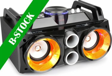"""MDJ100 Partystation 100W with battery """"B-STOCK"""""""