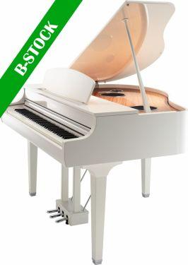 "Yamaha CLP-695GPWH DIGITAL PIANO (POLISHED WHITE) ""B-STOCK"""