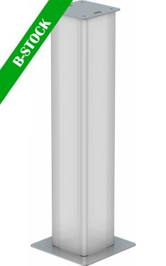 """P30 Tower 1.5 meter with white lycra """"B-STOCK"""""""