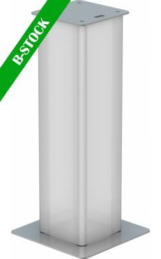 """P30 Tower 1 meter with white lycra """"B-STOCK"""""""