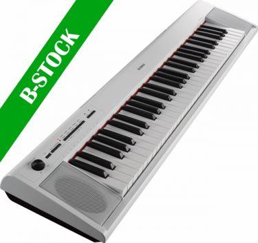 "Yamaha NP-12WH DIGITAL KEYBOARD (WHITE) ""B-STOCK"""