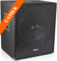"SMWA18 PA- Active Subwoofer 18"" /1000W ""C-STOCK"""