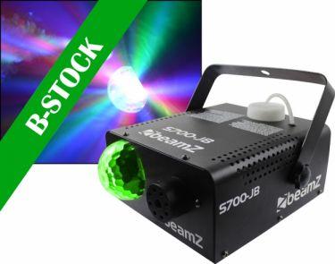 """S700-JB Smoke Machine + Jelly Ball LED """"B-STOCK"""""""