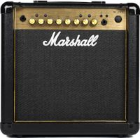 Marshall MG15GFX Combo, 4-channel (store and recall) solid state co