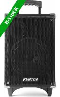 "ST050 Portable Sound System 8"" with BT/MP3/USB/SD/VHF ""B-STOCK"""