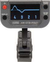 Korg AW-OTB-POLY Polyphonic Tuner, KORG's first-ever polyphonic cli