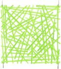 Udsmykning & Dekorationer, Europalms Room Divider Rod green 4x