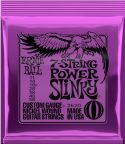 Musikinstrumenter, Ernie Ball EB-2620, 7-string Power Slinky 11-58