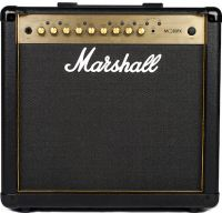 Marshall MG50GFX Combo, 4-channel (store and recall) solid state co