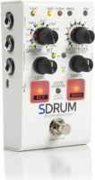 Digitech SDRUM intelligent drum machine, The worlds first real inte