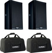 QSC K12.2 - Pakkesæt