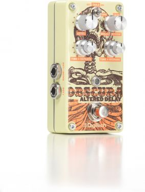 Digitech Obscura Delay, This altered delay allows you to turn your