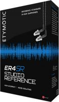 Øretelefoner, Etymotic ER4SR, Studio Reference in-ear earphones