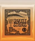 Musikinstrumenter, Ernie Ball EB-2329 UKULELE SOPRAN/CONCERT, Ukulelestrings with ball
