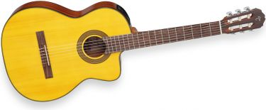 Takamine GC3CE-NAT, The GC3CE is a stage-worthy acoustic-electric c