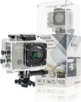 König Full Hd Action Camera 1080p Wi-Fi / GPS Sort, CSACWG100