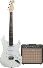 Komplet Vintage Guitarpakke 30W