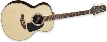 Takamine GN51-NAT, Easy to play allround guitar with excellent soun