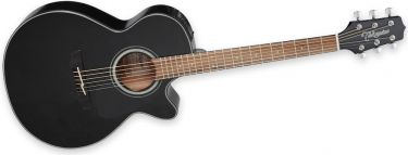 Takamine GF30CE-BLK, The GD30CE is a stage-worthy acoustic/electric