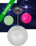 """Mirrorball with LED + Motor with LEDs """"B-STOCK"""""""