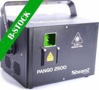 """Pango 2500 Analog laser RGB 40kpps """"B-STOCK"""""""