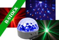 "Mini Star Ball Sound RGBWA LED 6x3W ""B-STOCK"""