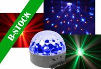"""Mini Star Ball Sound RGBWA LED 6x3W """"B-STOCK"""""""