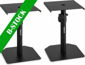 """SMS10 Studio Monitor Table Stand Set """"B-STOCK"""""""