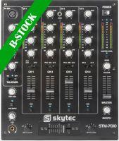 "STM-7010 Mixer 4-Channel DJ Mixer USB ""B-STOCK"""