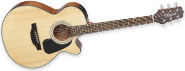 Takamine GF30CE -NAT, The GD30CE is a stage-worthy acoustic/electri