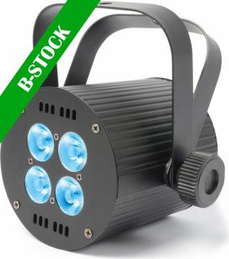 """LED PAR 4x 8W Quad Linkable DMX """"B-STOCK"""""""