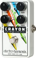 Guitar- og baseffekter, Electro Harmonix EH CRAYON OVERDRIVE, The Crayon is a versatile ove