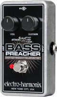 Guitar- og baseffekter, Electro Harmonix EH Bass Preacher, Designed for and by bassists, th