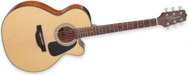 Takamine GN15CE-NAT, This full sounding dreadnought offers the usua