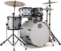 Mapex ST5295FBIG, 5-pce Storm Series Rock Drum set - Iron Grey. Inc
