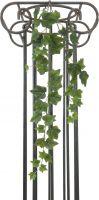 Udsmykning & Dekorationer, Europalms Ivy garland, embossed, artificial, green, 81cm