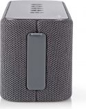 Hi-Fi & Surround, Nedis Bluetooth® Speaker | 2x 30 W | True Wireless Stereo (TWS) | Waterproof | Grey, SPBT2002GY