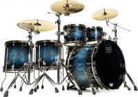 Mapex SV628XB-MSL 5-pc Shell Pack, Deep Water Maple Burl, 5-pce Sat