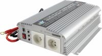 HQ Power Inverter Modified Sine Wave 12 VDC - AC 230 V 1000 W French, HQ-INV1KW/12F