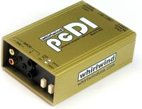 Whirlwind PC DI, Stereo direct box til at sammenkoble computer/lydk