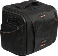 Camlink Camera Shoulder Bag 250 x 210 x 170 mm Black/Orange, CL-CB22