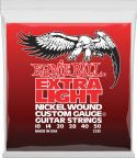Musikinstrumenter, Ernie Ball EB-2210, Extra Light 10-50