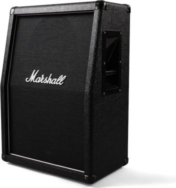 """Marshall MX212AR Cabinet, 2x12"""" angled cabinet, 150W. Great value a"""