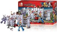 Sluban Building Blocks Legend Warriors Serie The Castle, M38-B0620