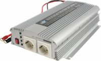 HQ Power Inverter Modificeret sinus 12 VDC - AC 230 V 1000 W F (CEE 7/3), HQ-INV1KC/12