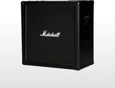 Marshall MG412BG Speaker Cabinet, Straight sleek and stylish 4x12""