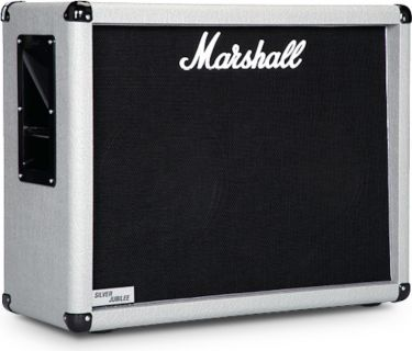Marshall 2536 2x12, 2x12 cabinet for the Silver Jubilee series